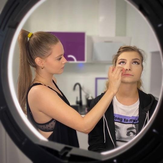 makijażystka Warszawa Vila Beauty
